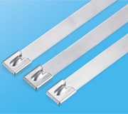 Stainless Steel Cable Ties-Ball Lock Type 2